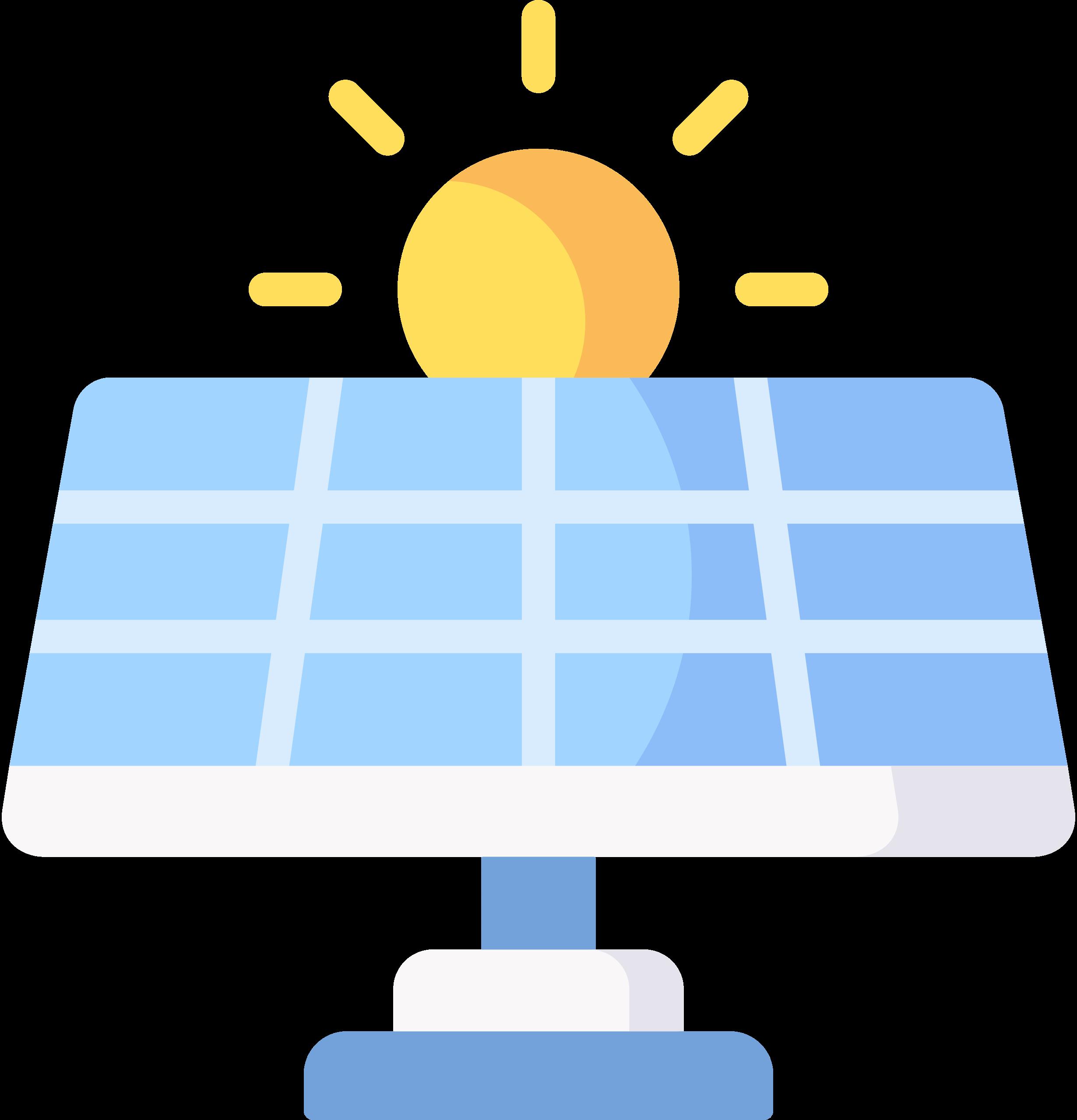 Panneaux Solaire Icon