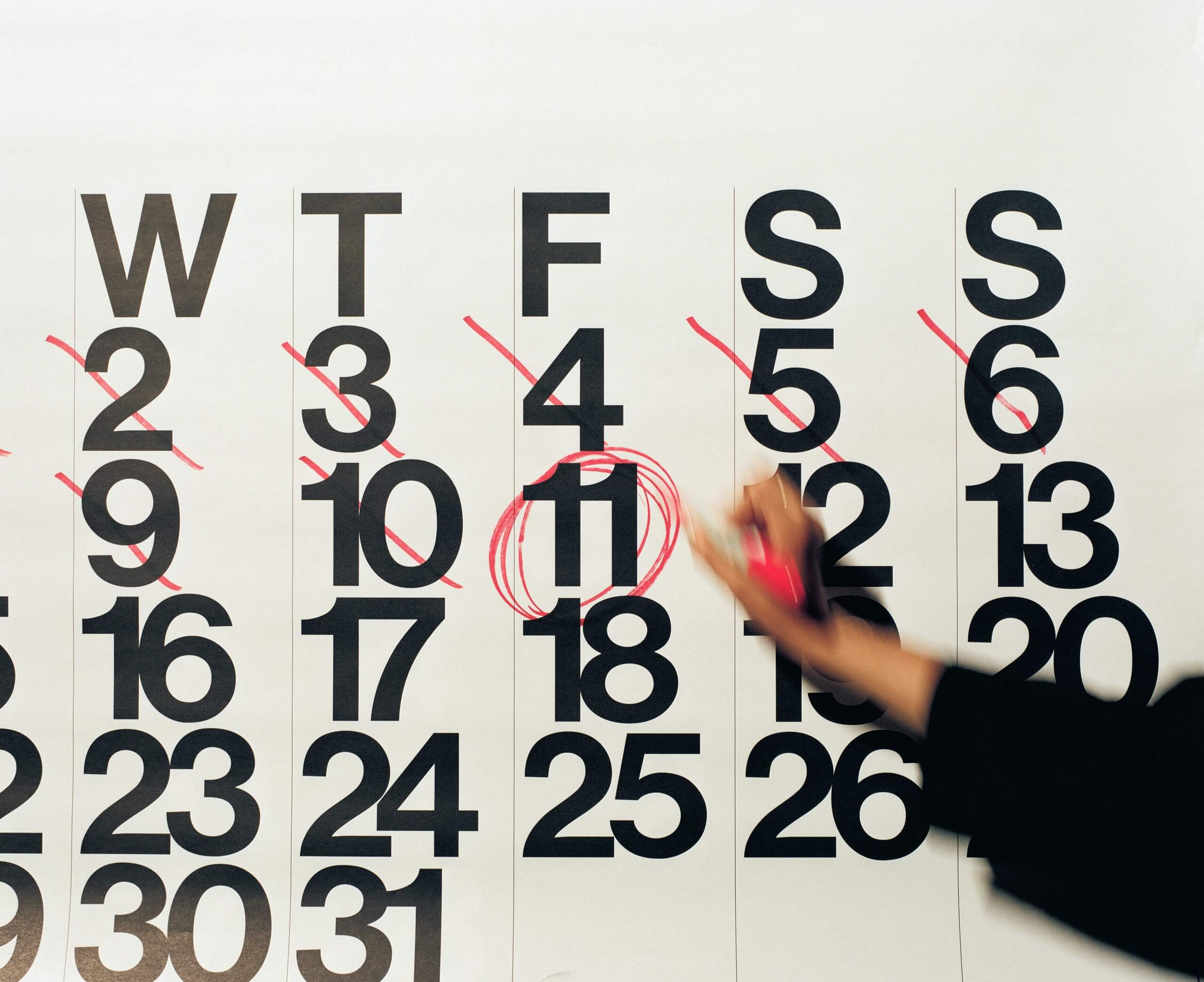 The Madness of Your Calendar