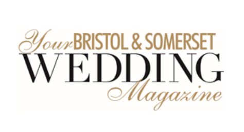 Published in Your Bristol & Somerset Wedding Magazine logo | By Posh & Cake