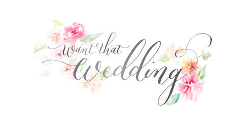 Published in Want That Wedding logo | By Posh & Cake