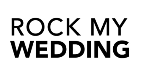 Published in Rock My Wedding logo   | By Posh & Cake