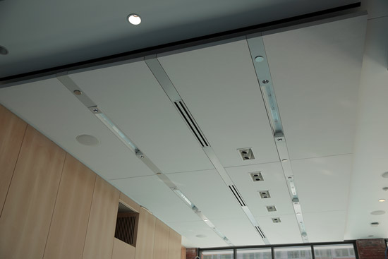 RR Ceilings Job Image