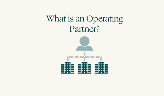 What is a Private Equity Operating Partner and how can you become one?