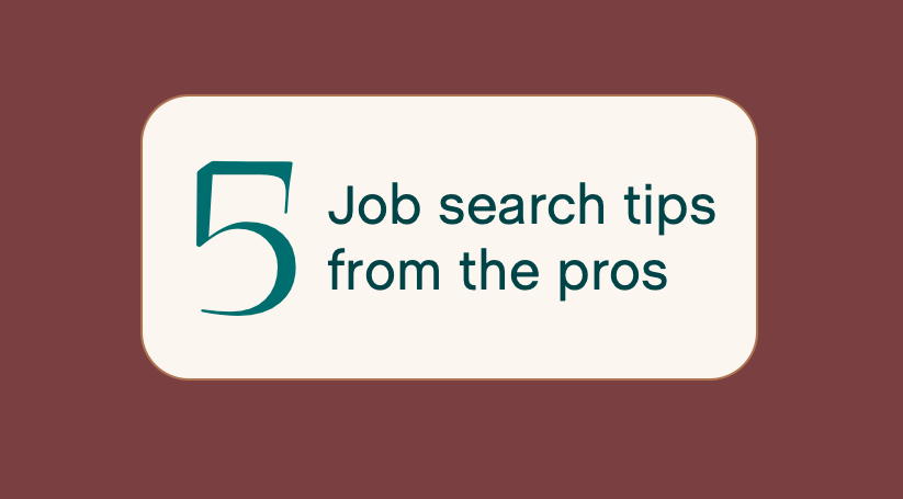 5 habits you need to practice to improve your job search