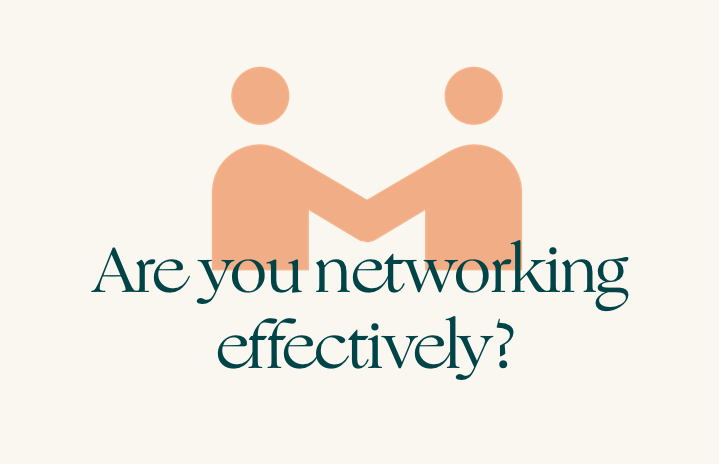 Networking is the surest way to future-proof your career