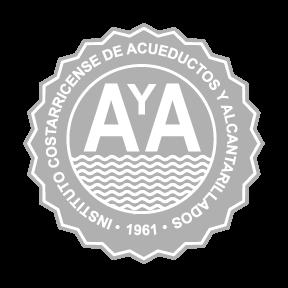 AYA logo - Costa Rica