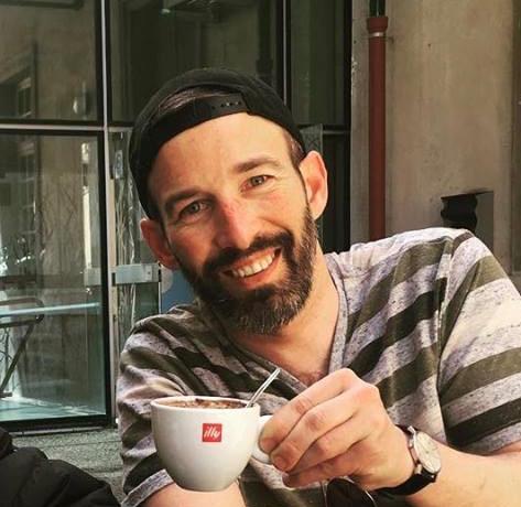 Headshot of Peter Peśek.