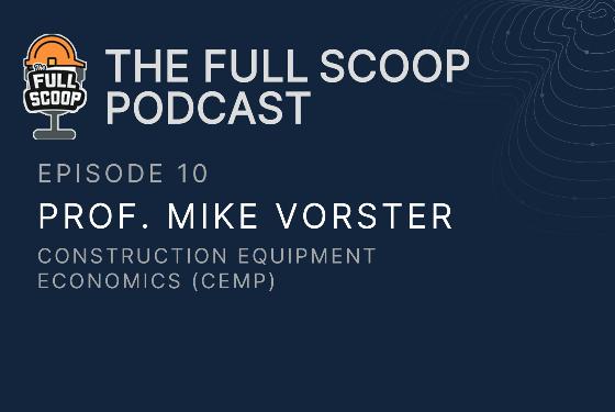 Episode 10: Professor Mike Vorster, CEMP