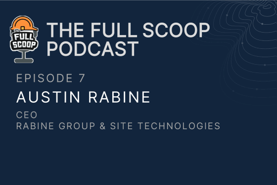 Episode 7: Austin Rabine, CEO at Rabine Group and SITE