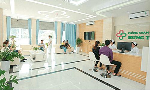 Phòng khám đa khoa Hưng Thịnh Hà Nội