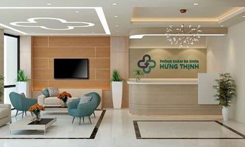 Bệnh viện nam khoa Hưng Thịnh Hà Nội