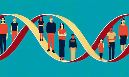 Bệnh hôi nách do yếu tố di truyền