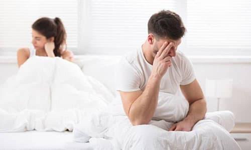 Yếu sinh lý ở nam giới ảnh hưởng đến đời sống vợ chồng