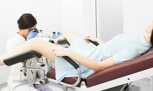 Khám phụ khoa trước khi sinh đẻ