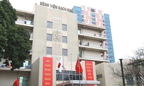 Phòng khám phụ khoa BV Bạch Mai