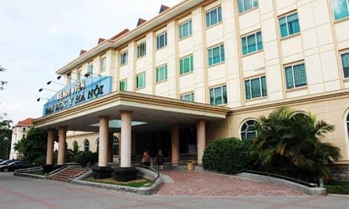 Phòng khám phụ khoa tốt ở Hà Nội - BV ĐH y