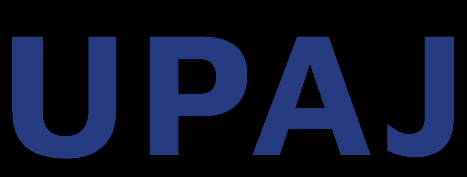 The Upaj company logo.