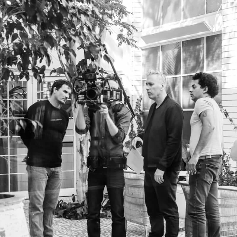 Blunt Agency Brand Studio Filming