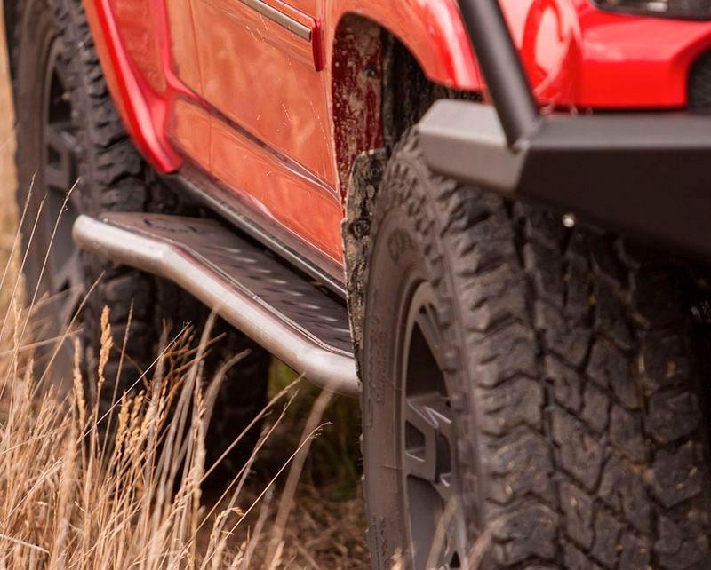 Jeep Step