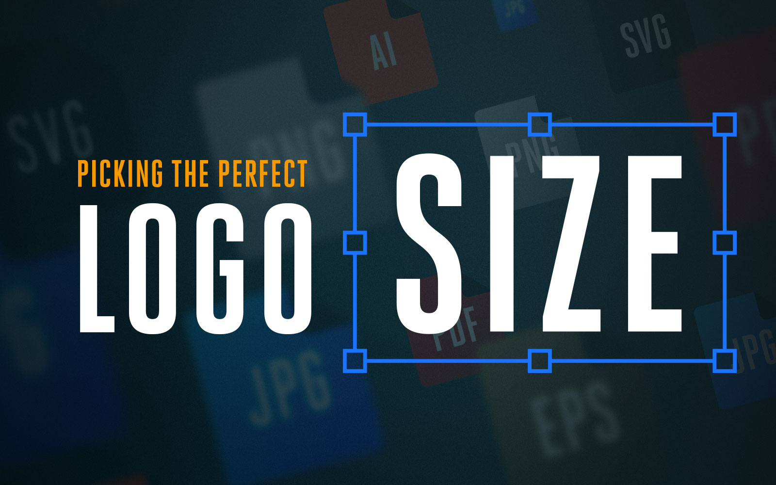 Preview for logo size article
