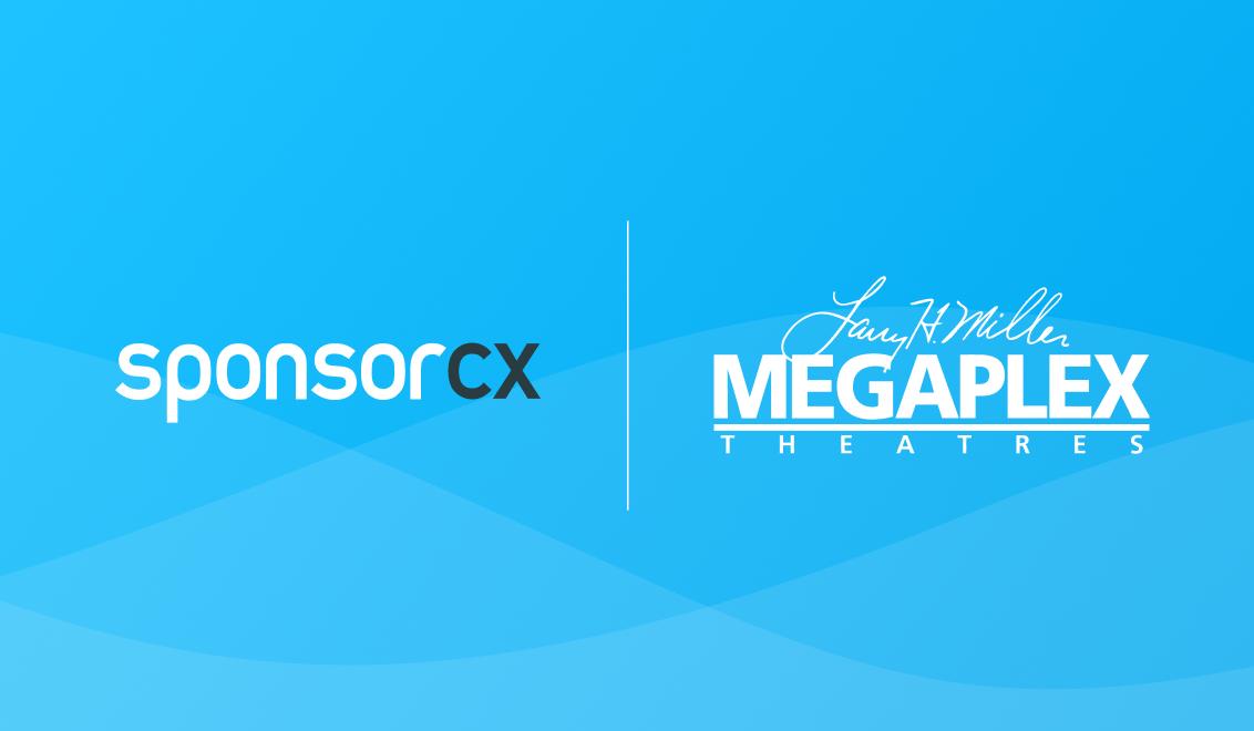 Megaplex Theatres & SponsorCX partner to Enhance Sponsorship Management