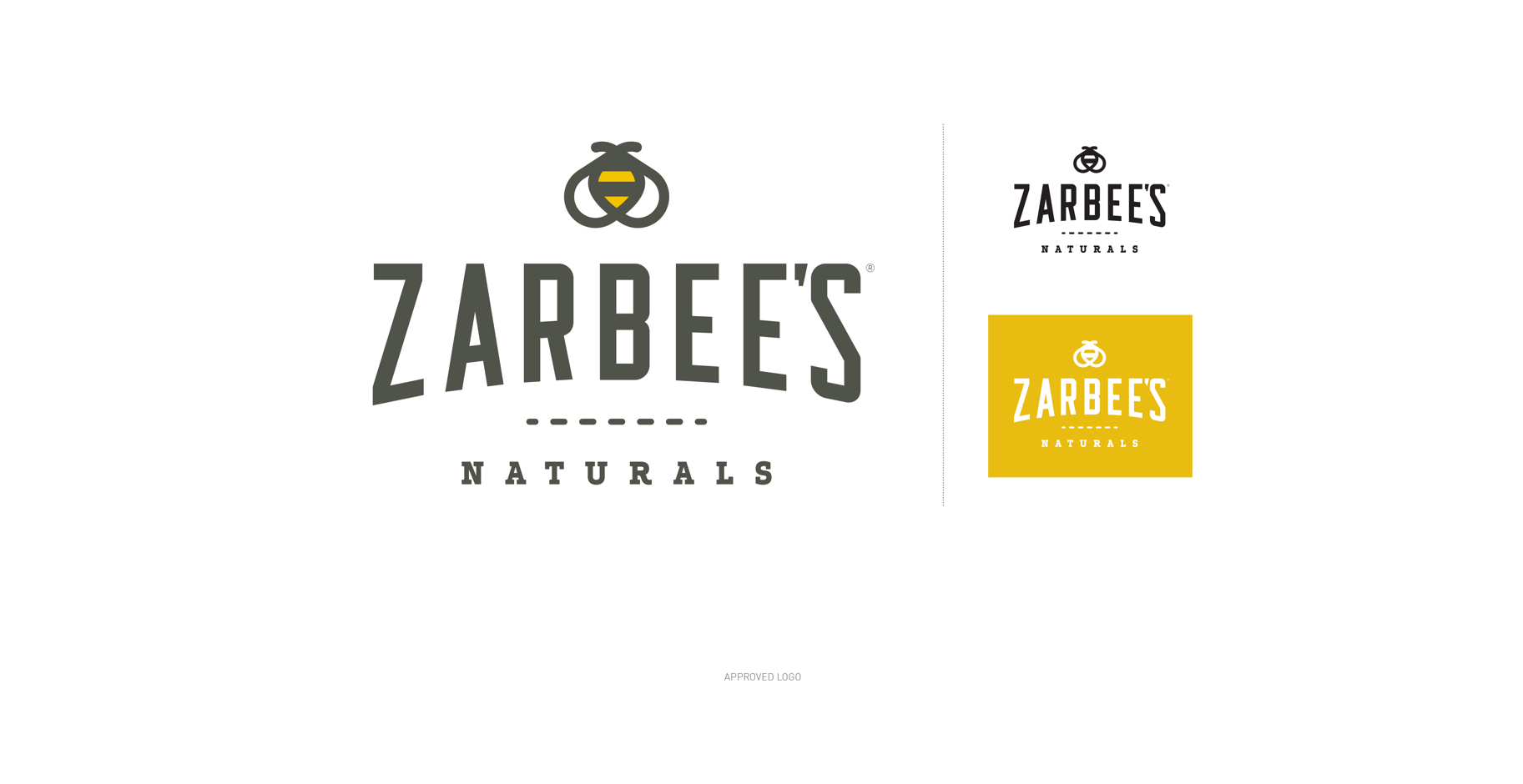Approved Zarbee's Logo