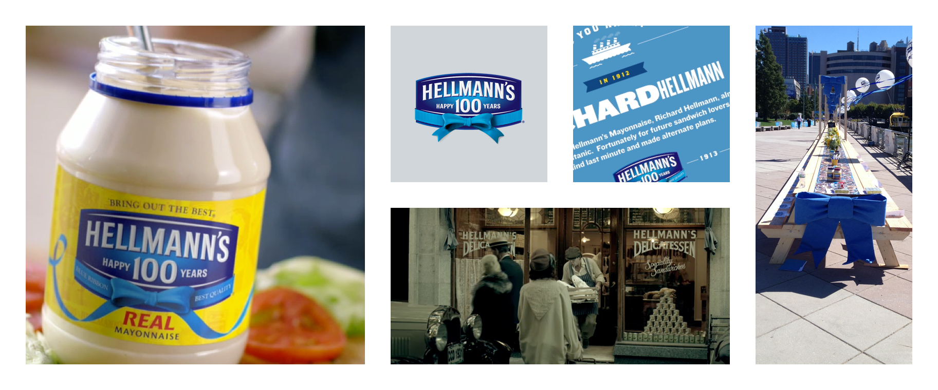 Hellmann's branding and design assets