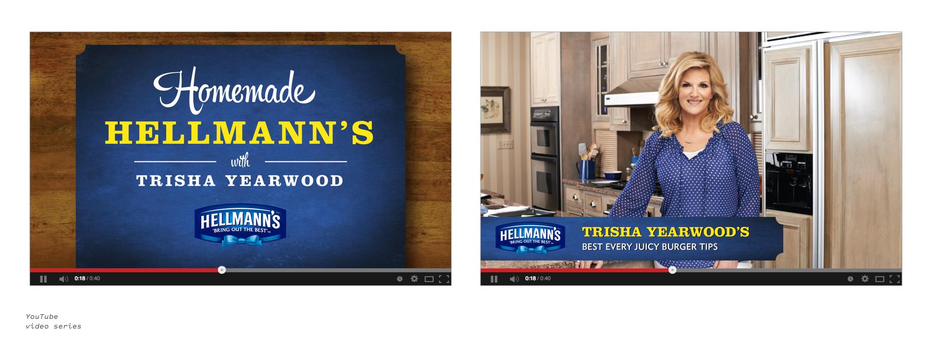 Hellmann's YouTube Recipe Channel