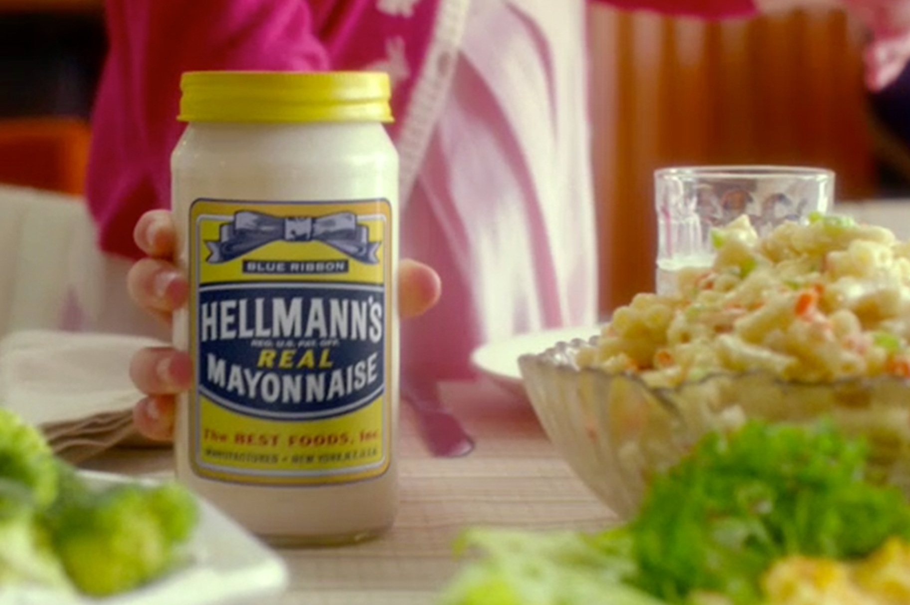 Hellmann's 100—year commercial still