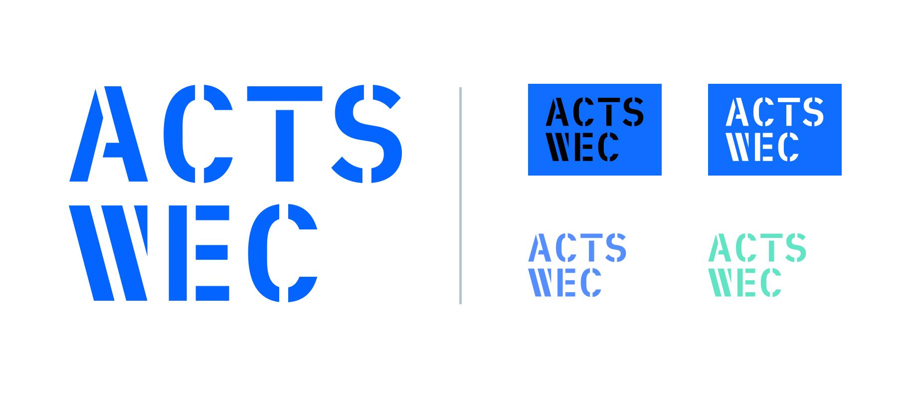 ACTS/WEC logo