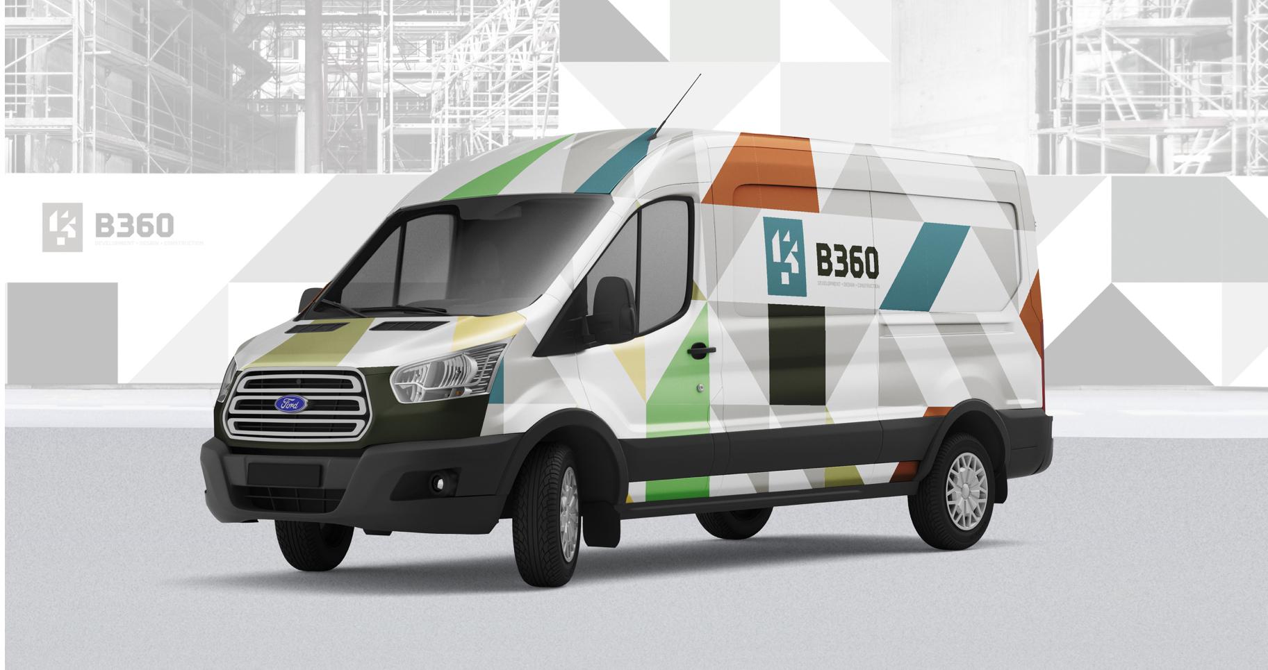 Redesigned work van
