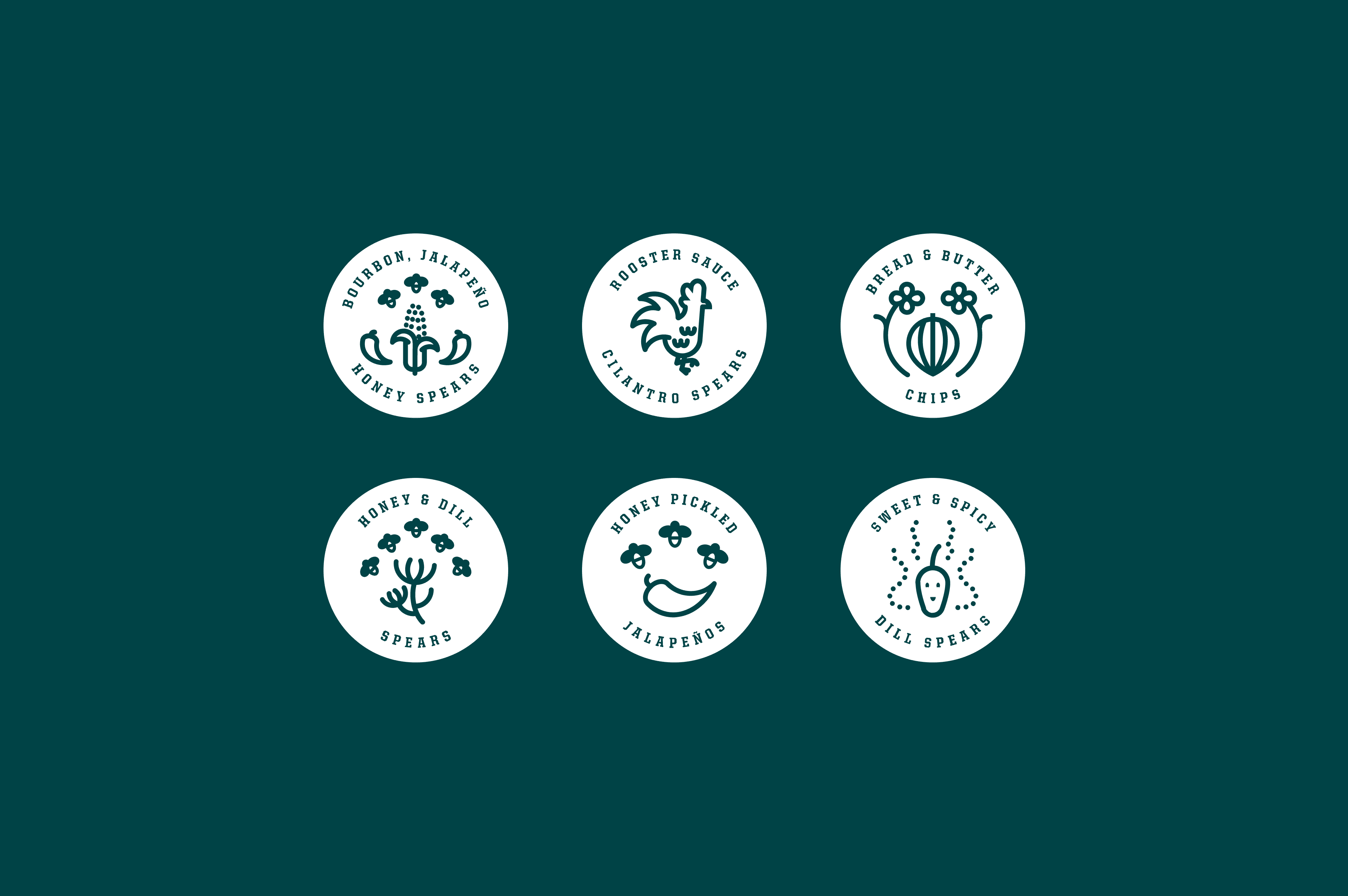 Ingredients icons