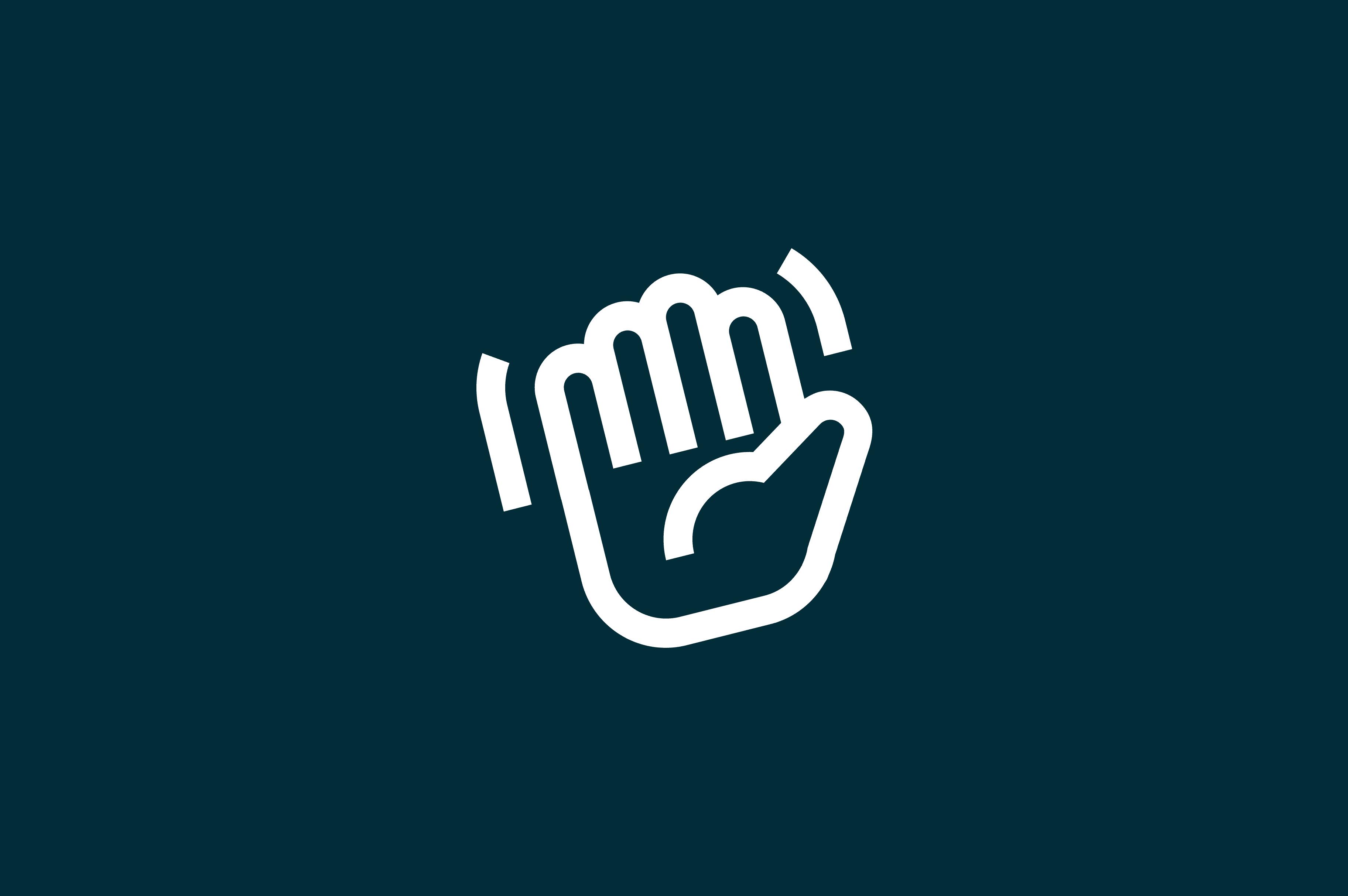 IBM Design Language wave icon