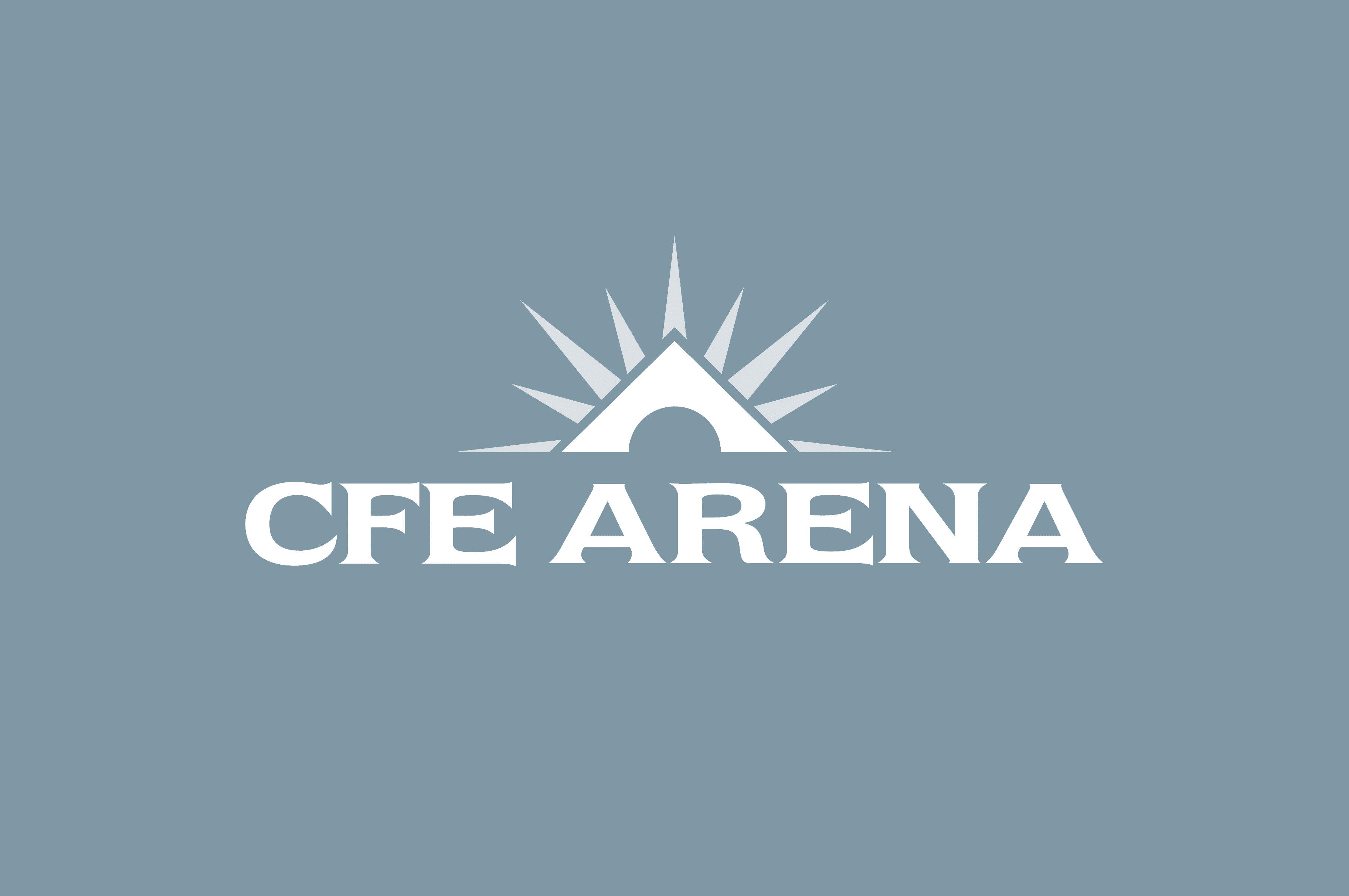 CFE Arena logo design
