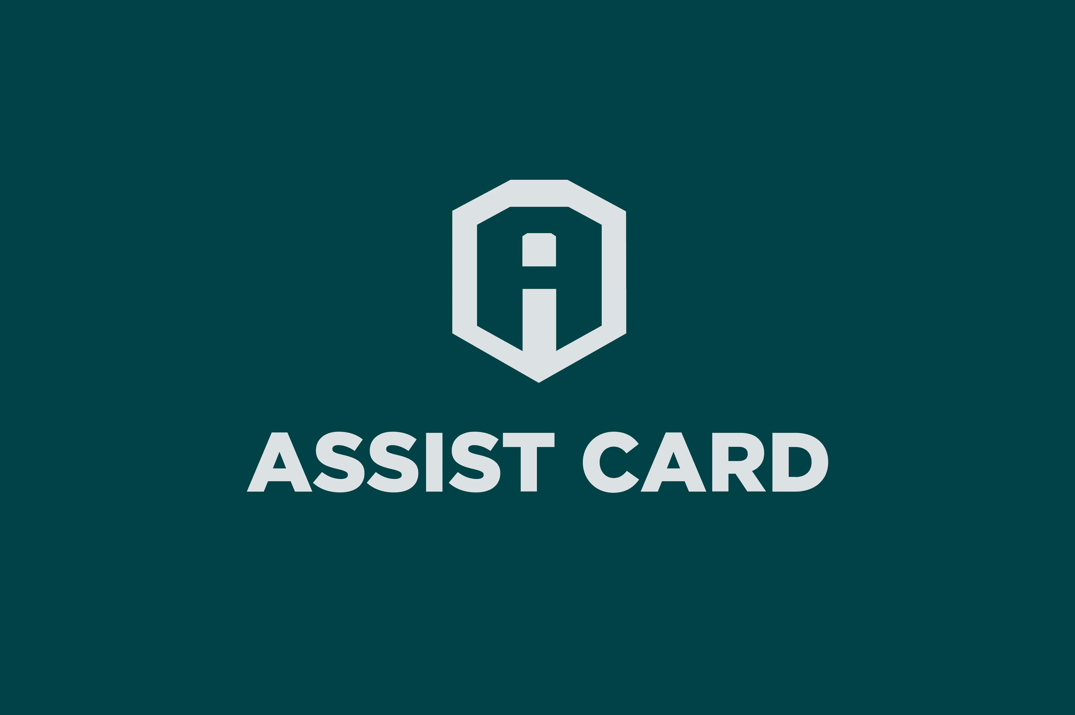 Assist card logo