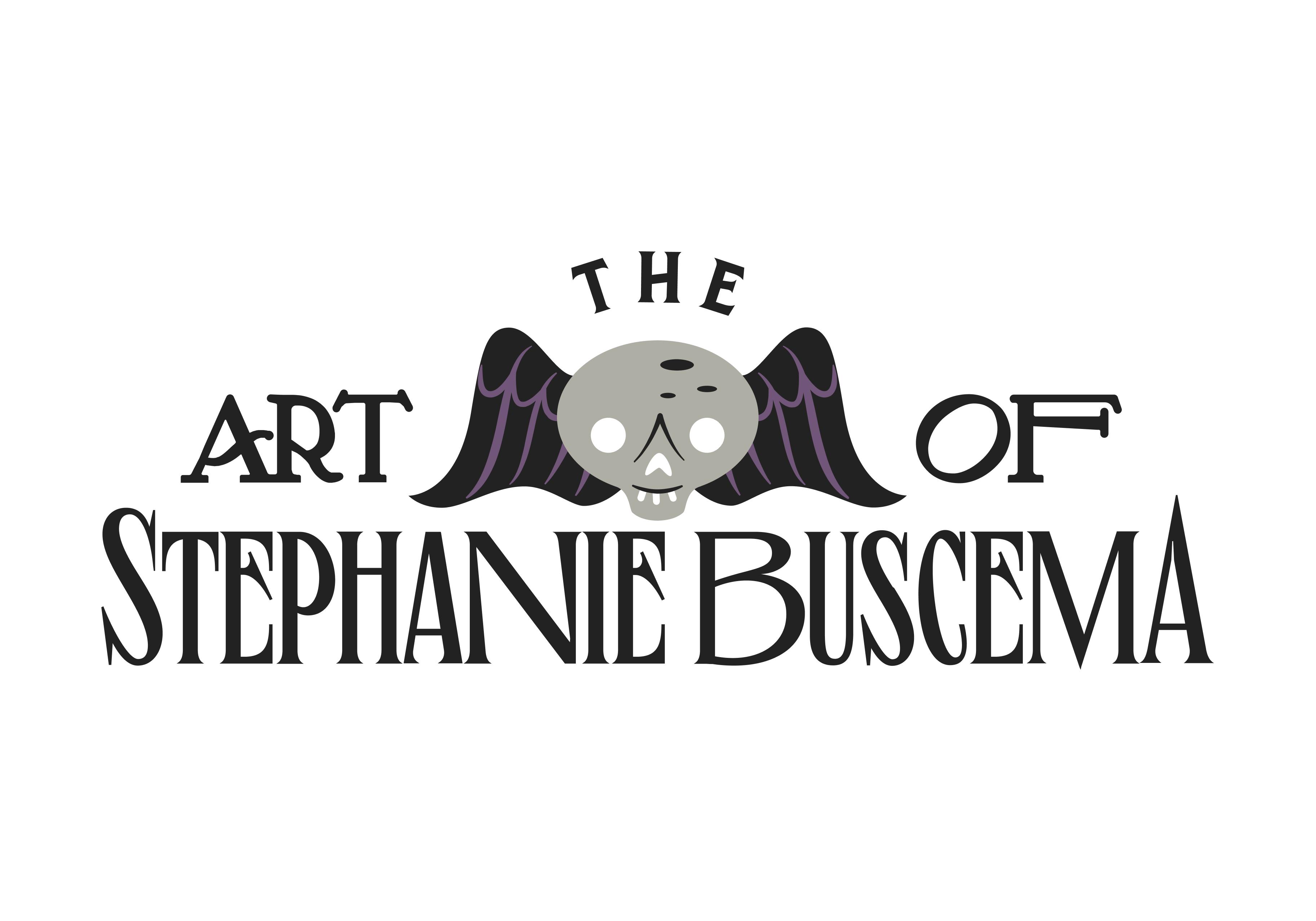 Logo design — The Art of Stephanie Buscema