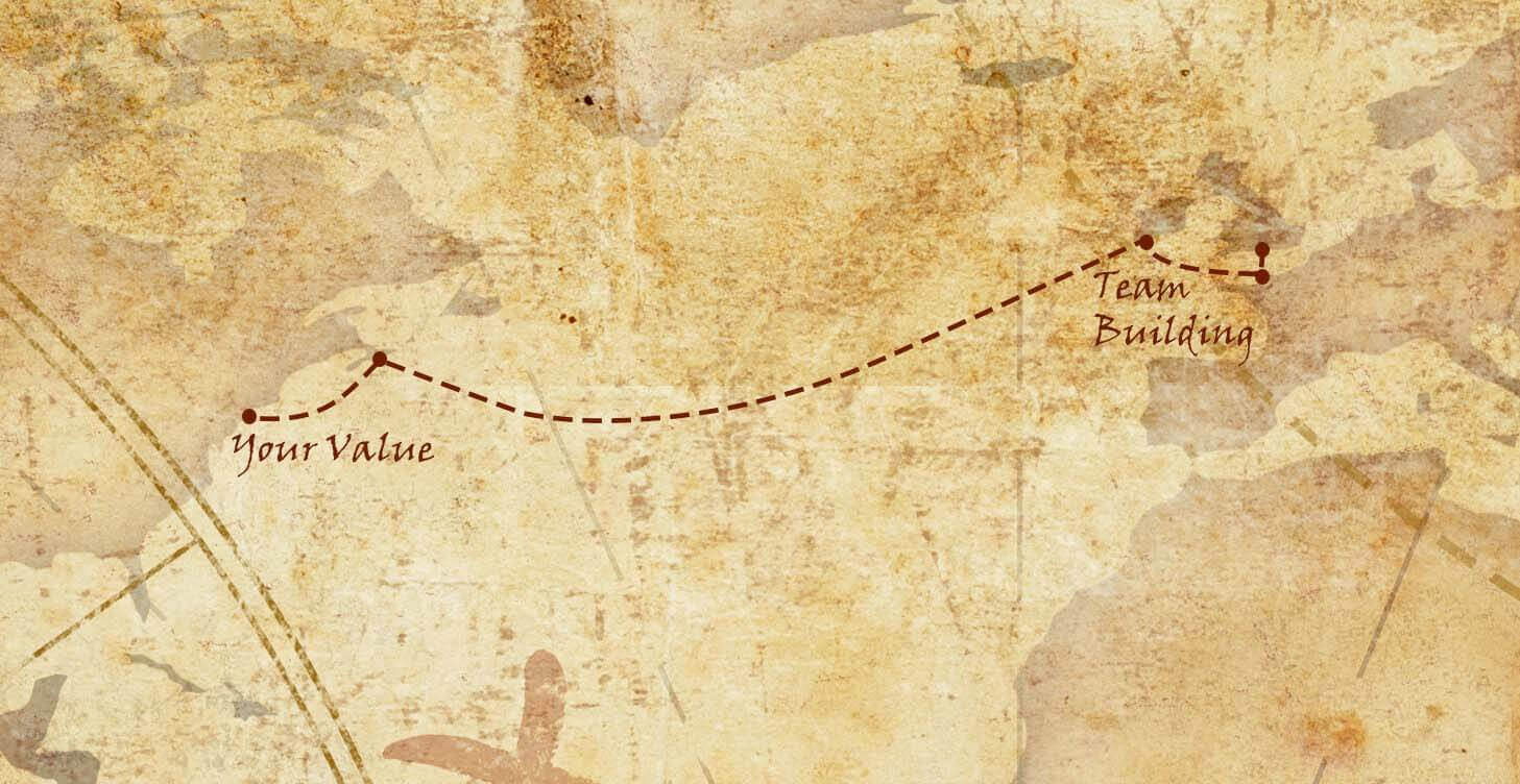 Map of Titanic Route