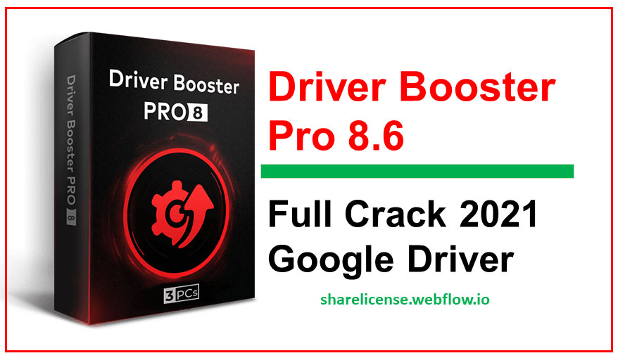IOBIT DRIVER BOOSTER 8.6