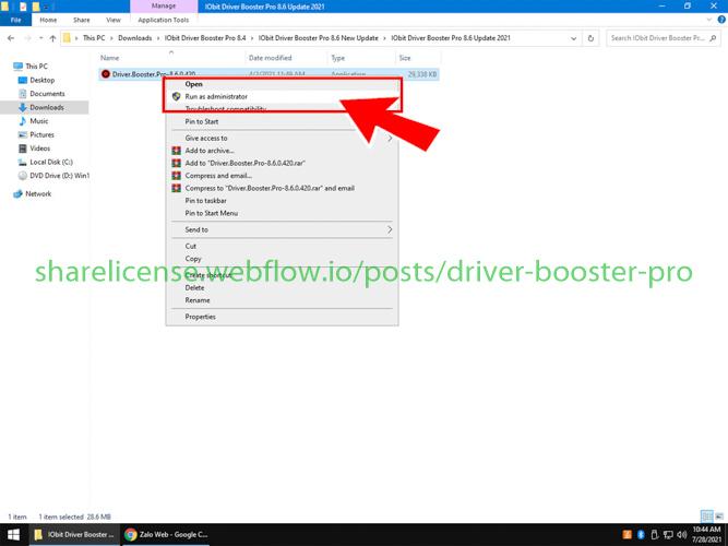 Driver Booster 8.3 Full Crack