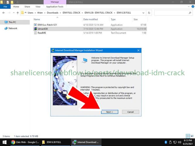 phan mem ho tro download idm full crack