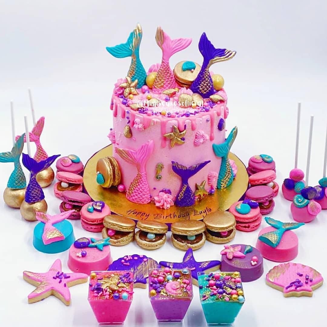amazing cake spread