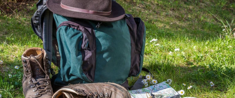 Vorbereitung Weitwandern - Das richtige Gepäck