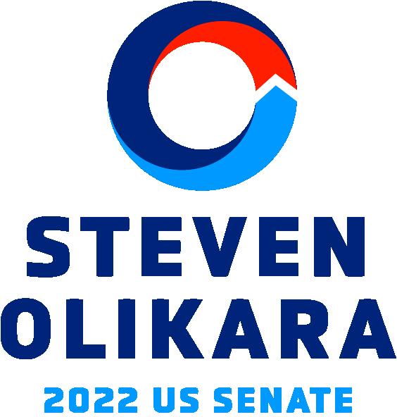 Logo for Steven Olikara 2022