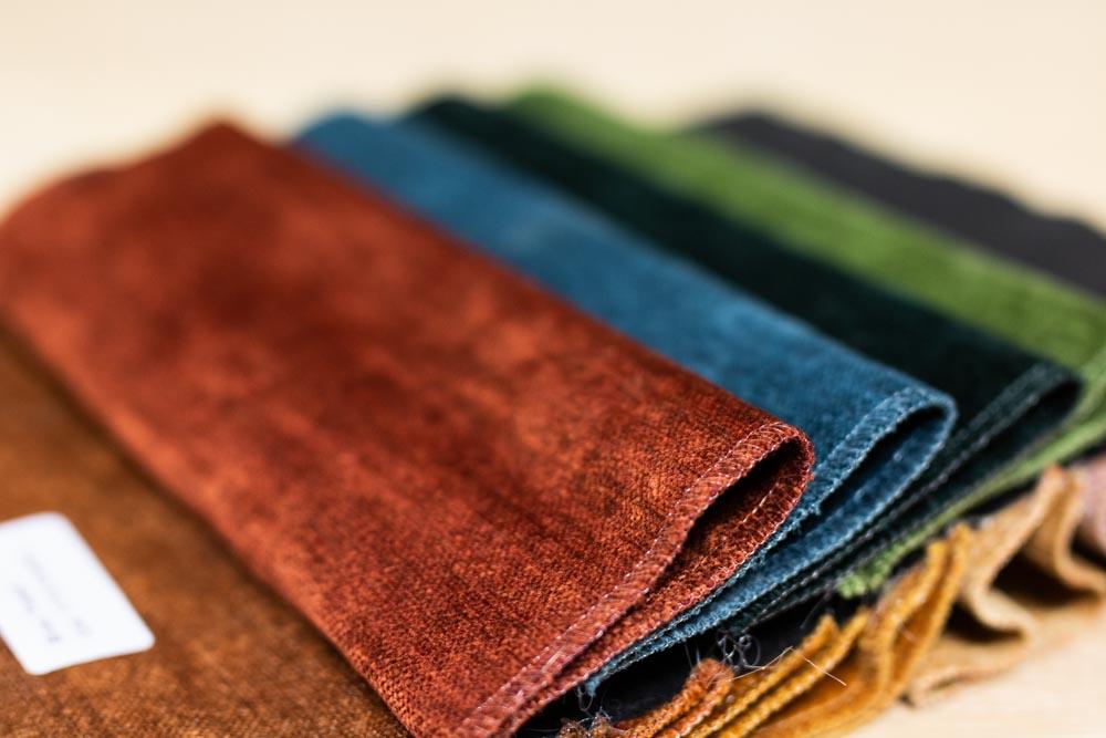 Sitwell Tekstil prøver