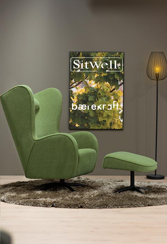 Sitwell Bærekraftige Møbler