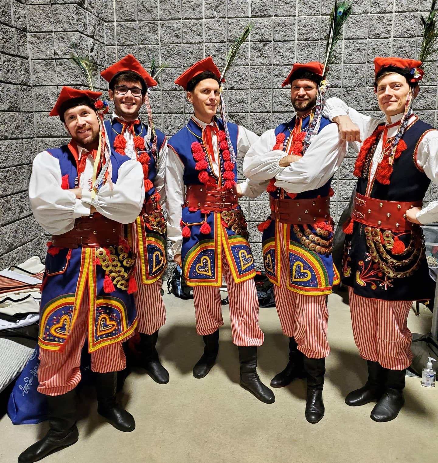 Carpathia Folk Dance Ensemble