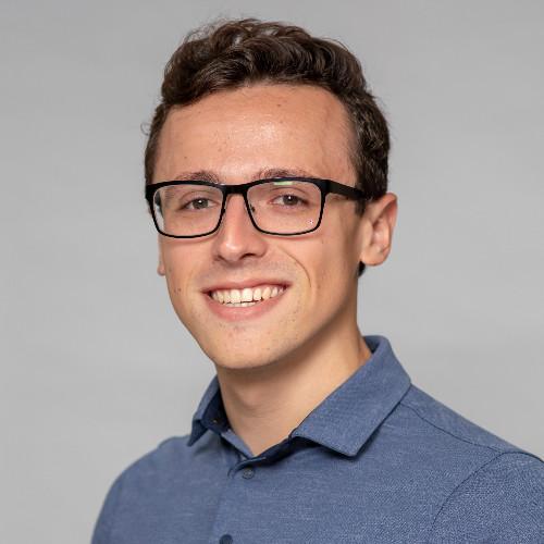 Joshua Bicking, Software Engineer at Vectrix