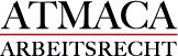 Rechtsanwalt Marco Atmaca Logo