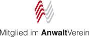 Mitglieds-Badge vom deutschen Anwaltverein