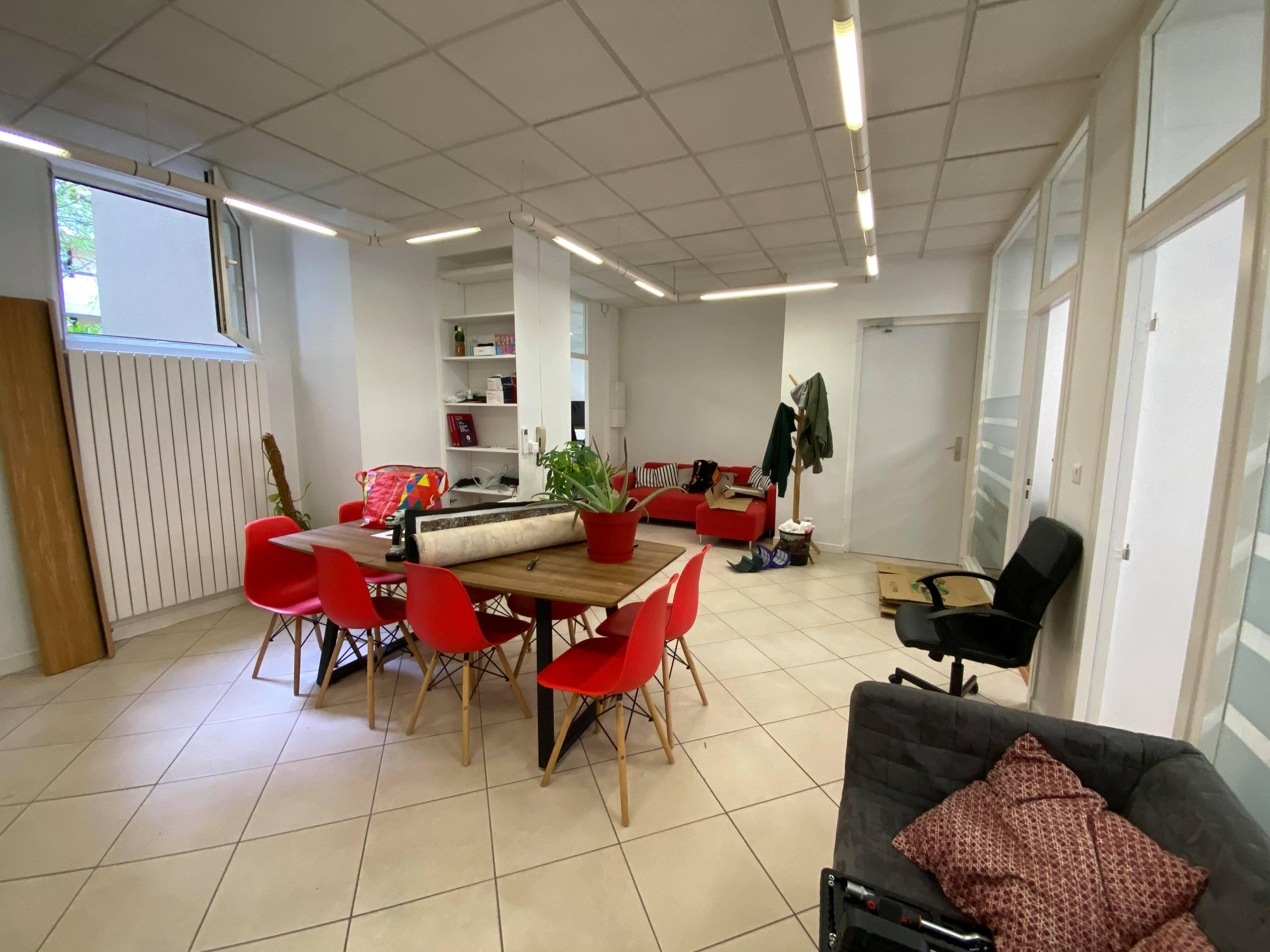 Photo des bureaux de KeyOpsTech Lyon